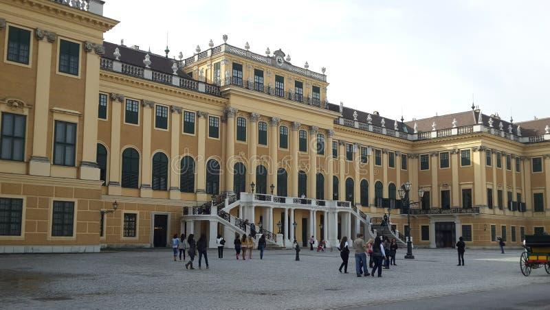 Palacio de Lichte Allee imagen de archivo