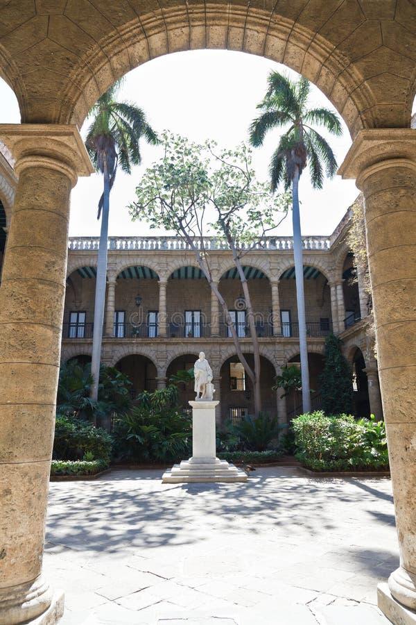 Palacio de los Capitanes Generales fotos de stock