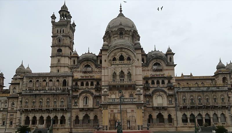 Palacio de los Maharajáes en la India fotografía de archivo libre de regalías