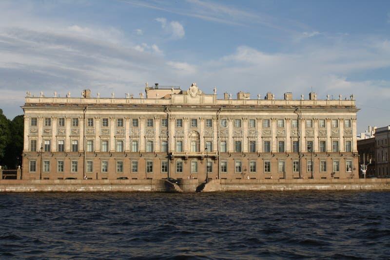 Palacio de mármol fotos de archivo libres de regalías