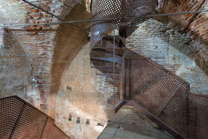 Palacio de Mirabell en Plasencia (España fotos de archivo
