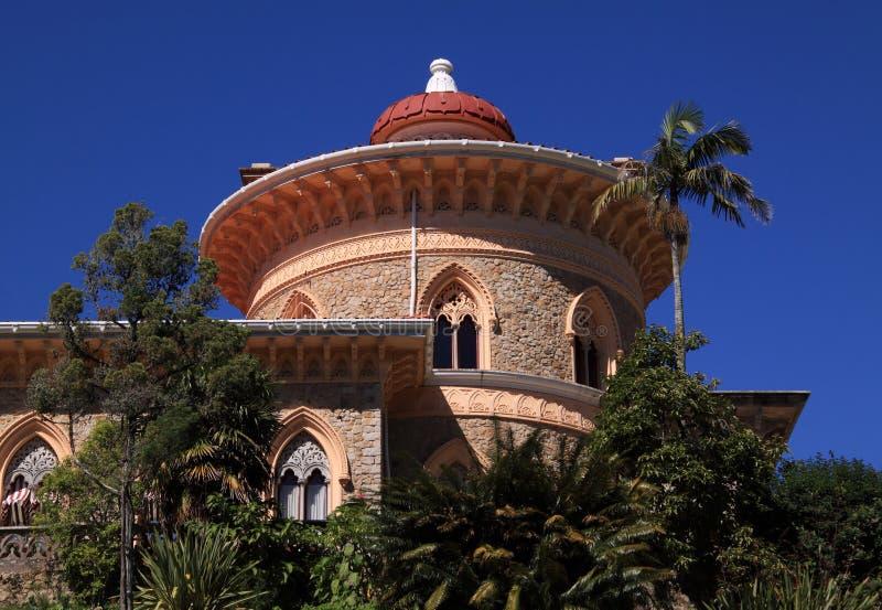 Palacio de Monserate fotos de archivo