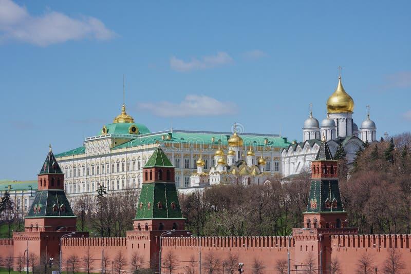 Palacio de Moscú de convenciones imagenes de archivo