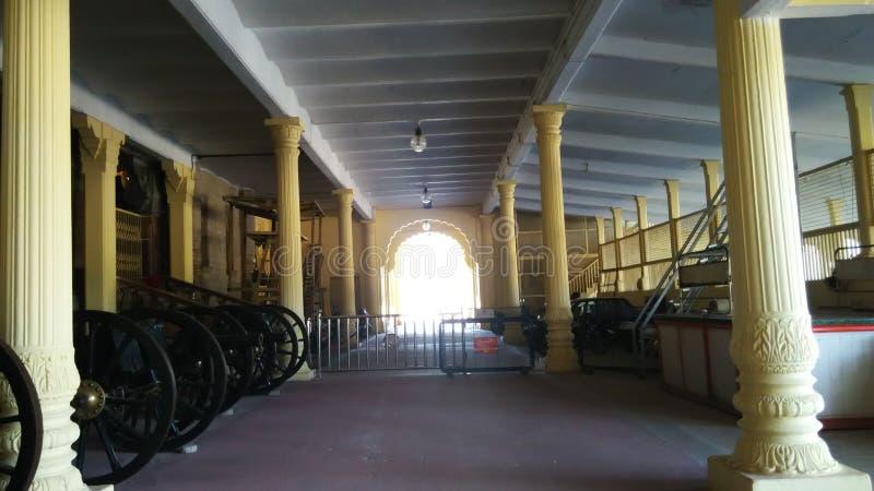 Palacio de Mysur imagenes de archivo