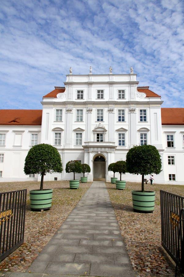 Palacio de Oranienburg fotografía de archivo libre de regalías
