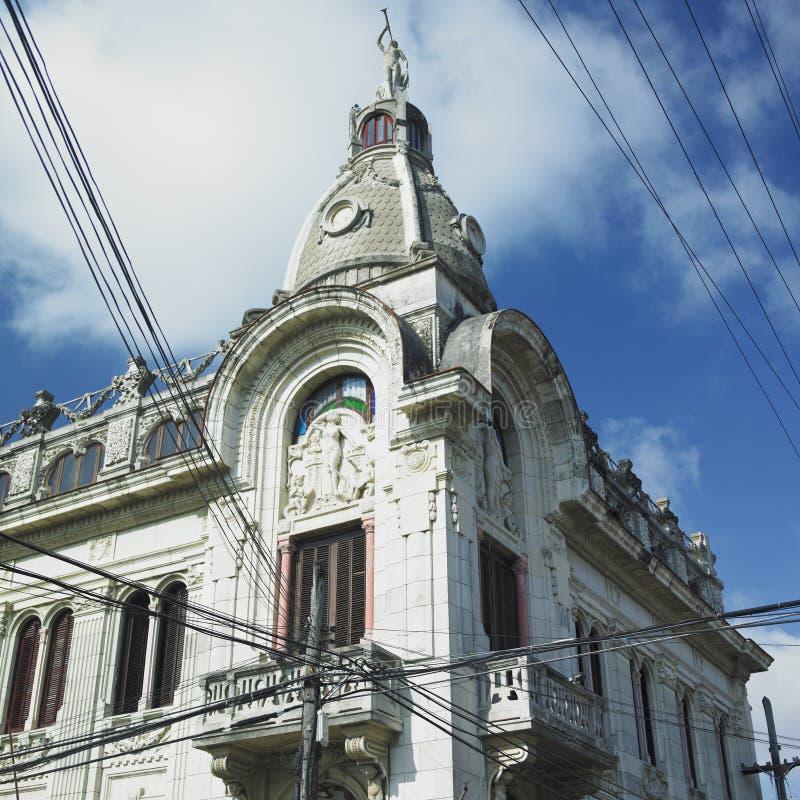 Palacio de Salcines imagenes de archivo