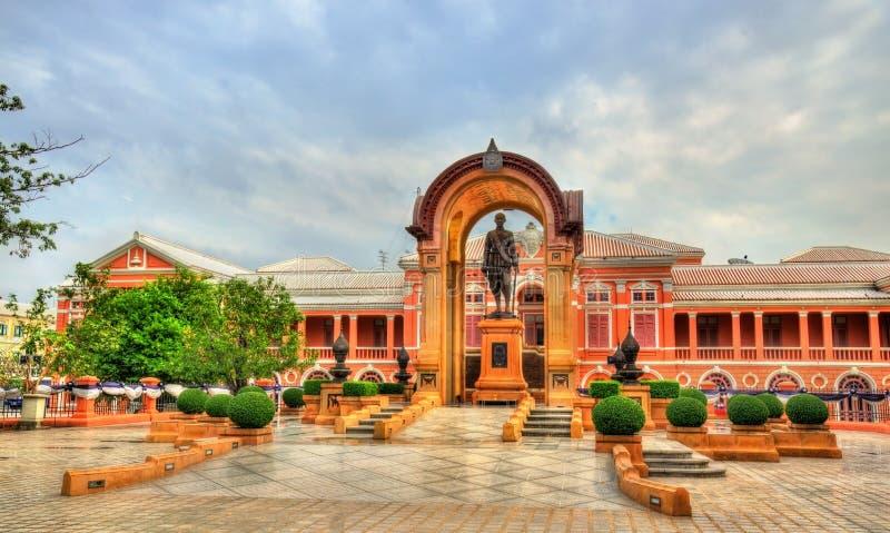 Palacio de Saranrom, el Ministerio de Asuntos Exteriores - Bangkok, Tailandia fotos de archivo
