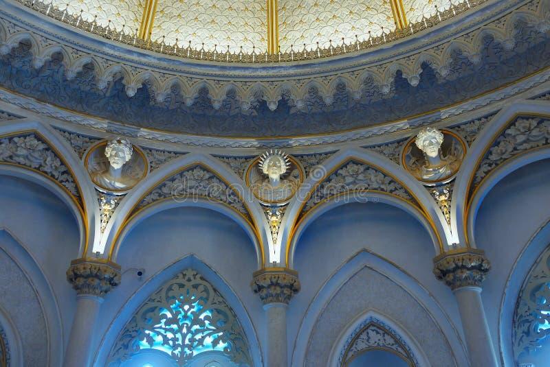 Palacio de Sintra, Portugal fotografía de archivo libre de regalías