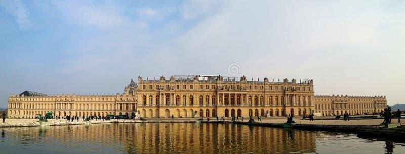 Palacio de Versalles imágenes de archivo libres de regalías