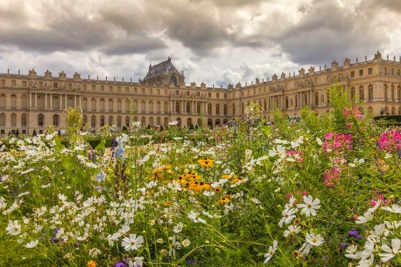 Palacio de Versalles en Francia imagen de archivo