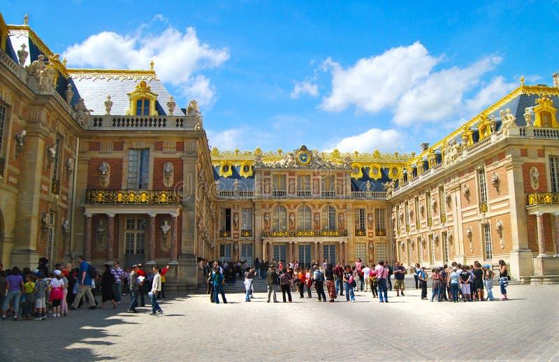 Palacio de Versalles París Francia imágenes de archivo libres de regalías
