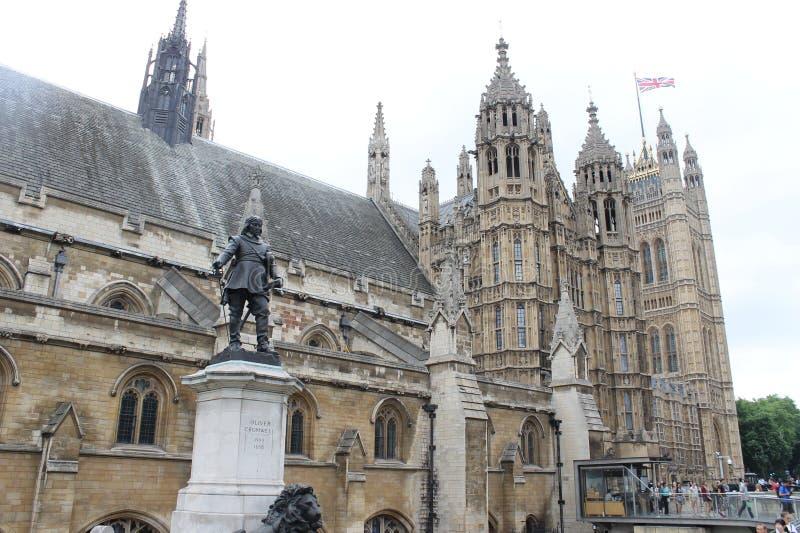 Palacio de Westminster, la otra visión imágenes de archivo libres de regalías
