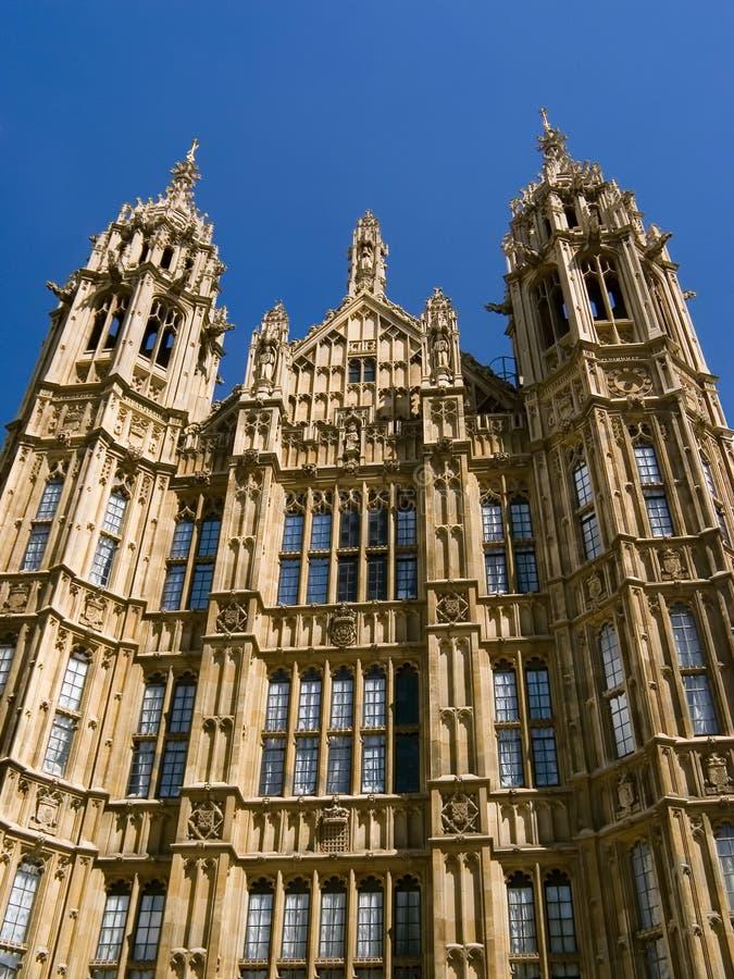 Palacio de Westminster Londres fotos de archivo libres de regalías