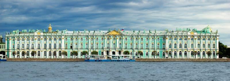 Palacio del invierno fotografía de archivo