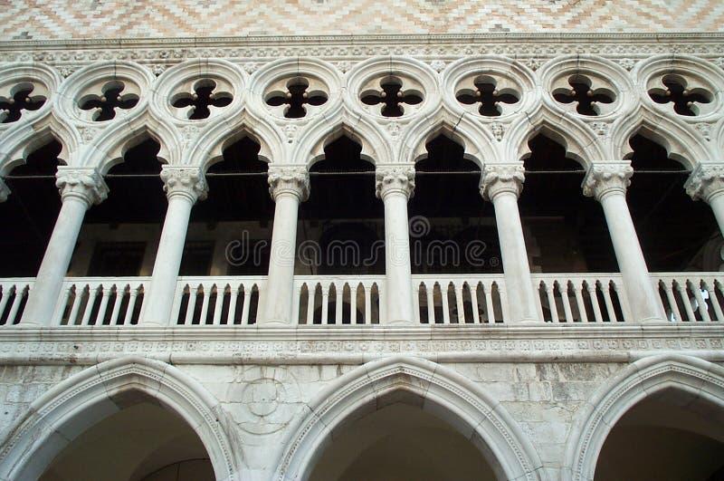 Palacio Del Regate - Fachada Principal Fotos de archivo