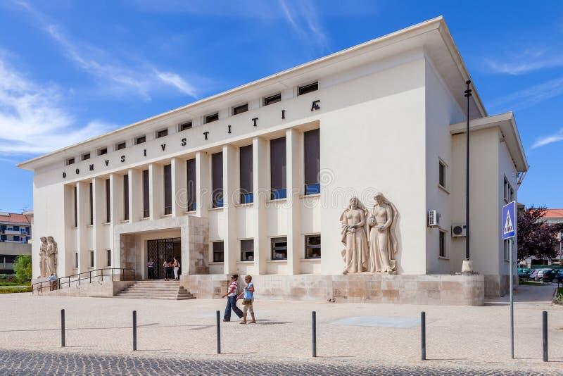 Resultado de imagem para imagens tribunal de santarém
