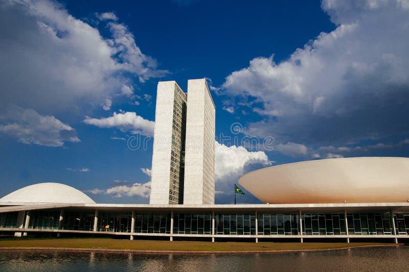 Palacio DOS-poderes royaltyfria bilder