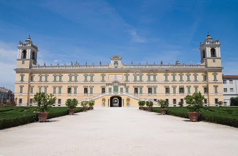 Palacio ducal de Colorno. Emilia-Romagna. Italia. imagenes de archivo