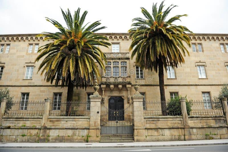 Palacio episcopal de Ourense