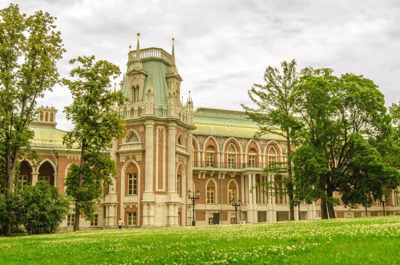 Palacio grande fotos de archivo libres de regalías