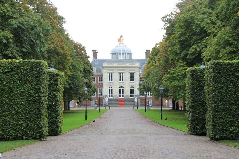 Palacio Huis diez Bosch fotografía de archivo libre de regalías