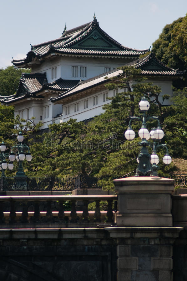 Palacio imperial fotos de archivo libres de regalías