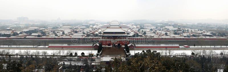 Palacio imperial (ciudad prohibida) imágenes de archivo libres de regalías