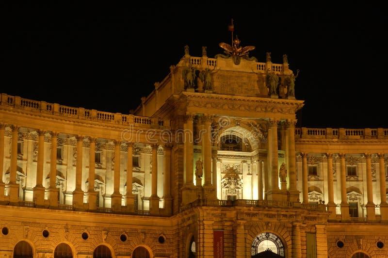 Palacio imperial de Hofburg imagen de archivo libre de regalías