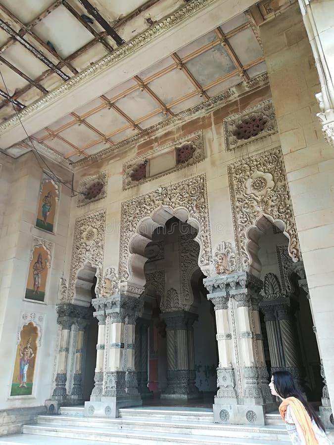 Palacio la India del Maharajá imágenes de archivo libres de regalías