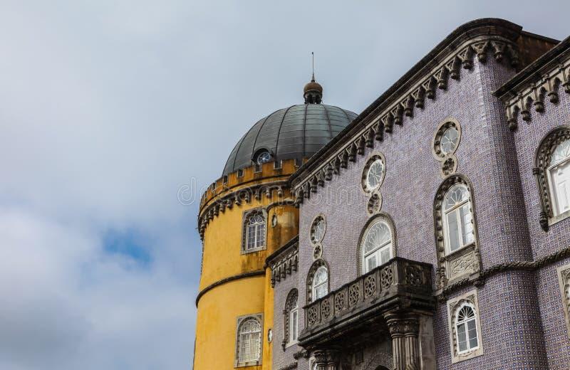 Download Palacio Nacional De Pena En Sintra Foto de archivo - Imagen de pena, naturalizado: 41901400
