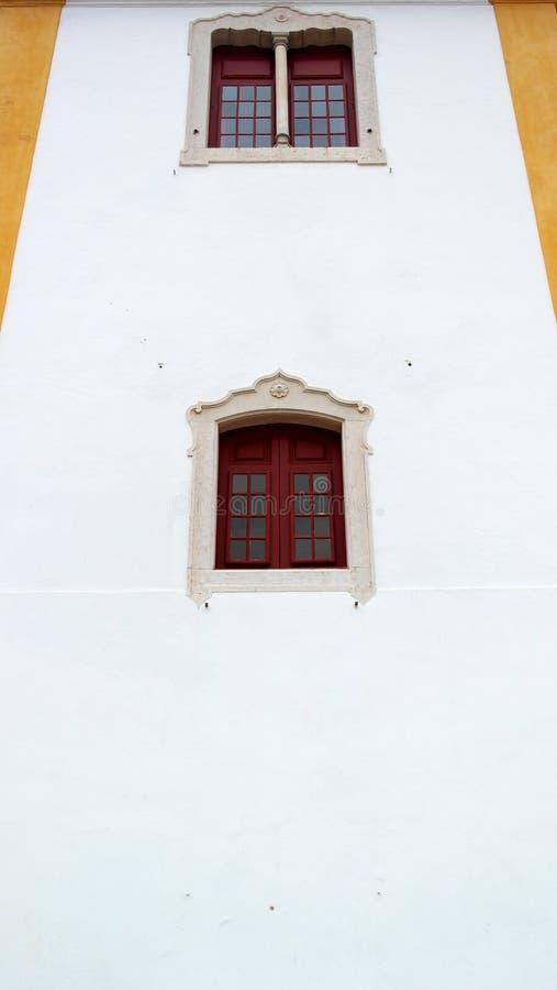 Palacio nacional de Sintra, Sintra, Portugal fotos de archivo