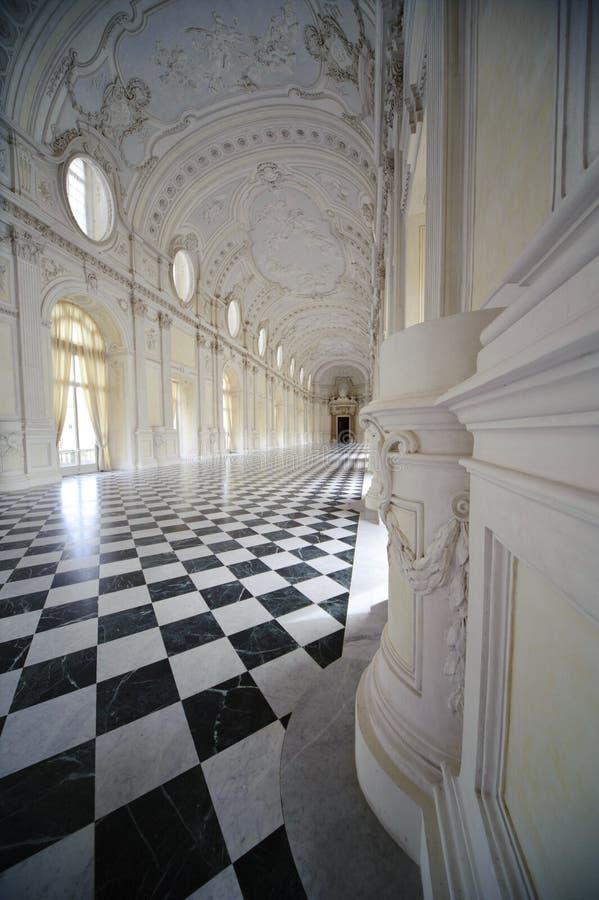 Palacio real imagen de archivo libre de regalías