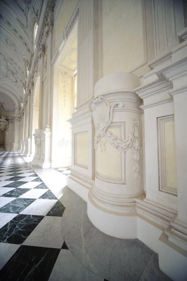 Palacio real foto de archivo