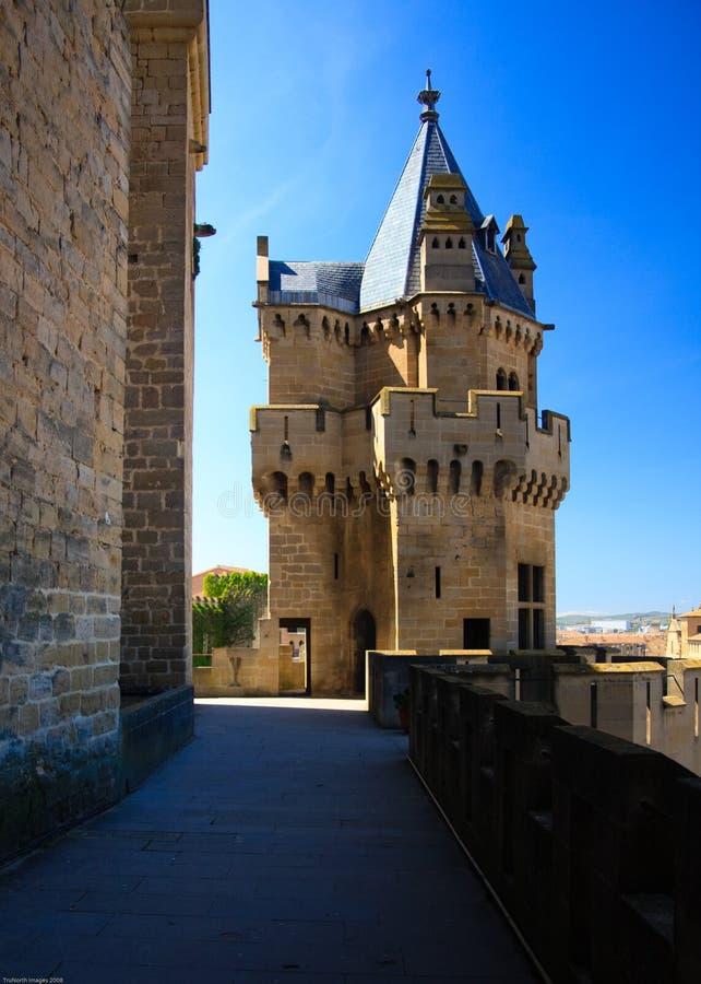 Download The Palacio Real (Royal Palace) Stock Photo - Image of navarre, country: 13911460