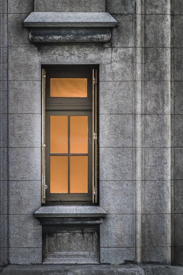 Palacio Salvo Detail View fotografia de stock