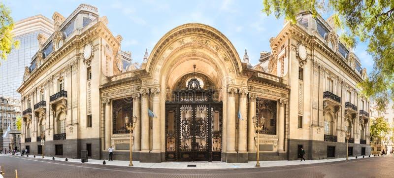 Palacio SAN Martin (παλάτι SAN Martin) Μπουένος Άιρες, Αργεντινή στοκ φωτογραφίες