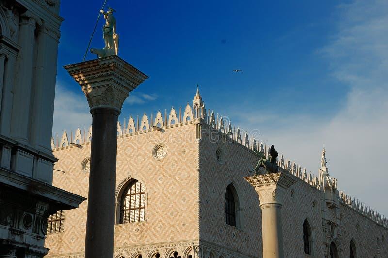 Palacio Venecia Italia del dux imágenes de archivo libres de regalías