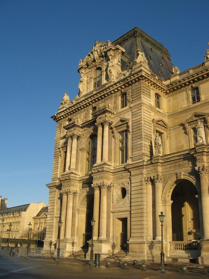 Paladar de la lumbrera en París foto de archivo libre de regalías