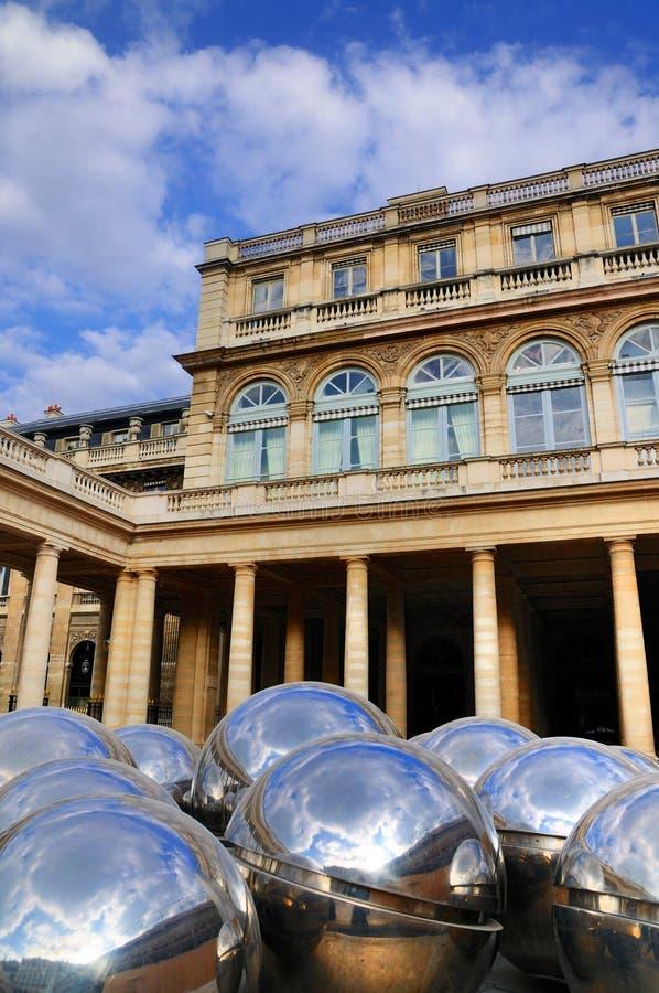 palais шариков отражая royale стоковые фото