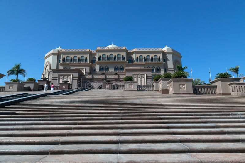 Palais Arabe féerique photo stock