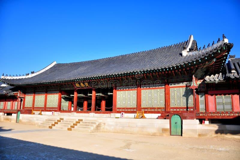 Palais d'empereur image stock