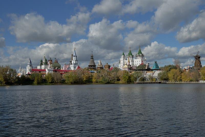 Palais d'Izmailovo photos libres de droits