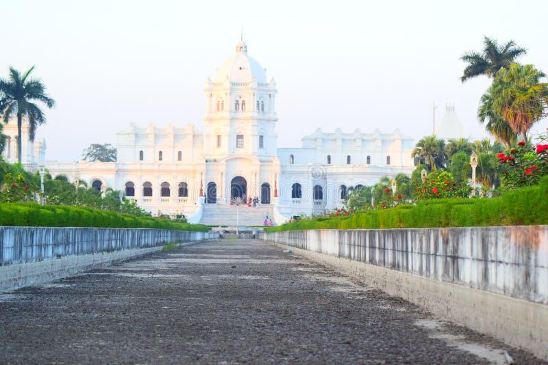 Palais d'Ujjayanta image libre de droits