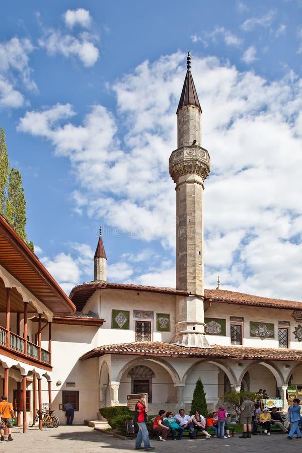 Palais de Bakhchisaray images stock