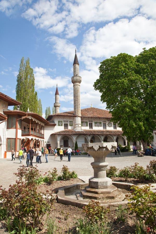 Palais de Bakhchisaray photos libres de droits