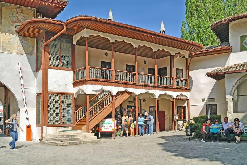 Palais de Bakhchisaray photo libre de droits