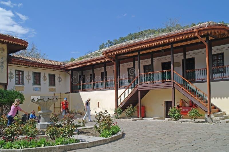 Palais de Bakhchisaray photo stock