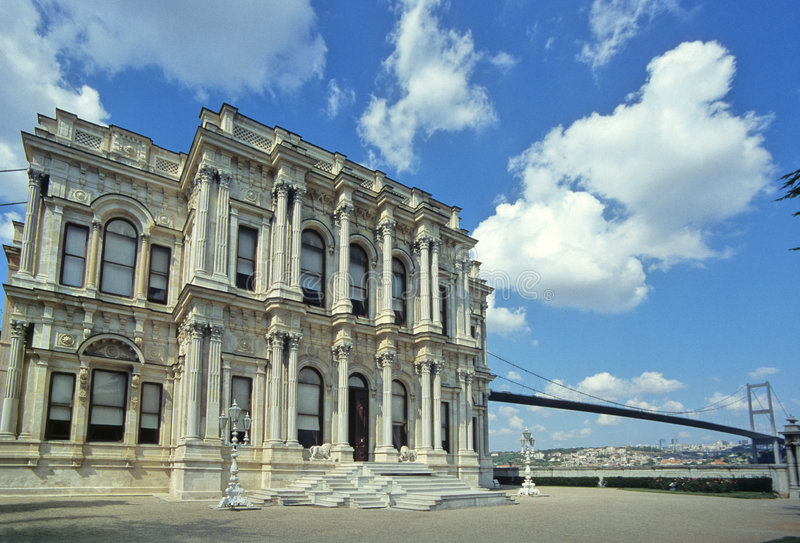 Palais de Beylerbeyi photo stock