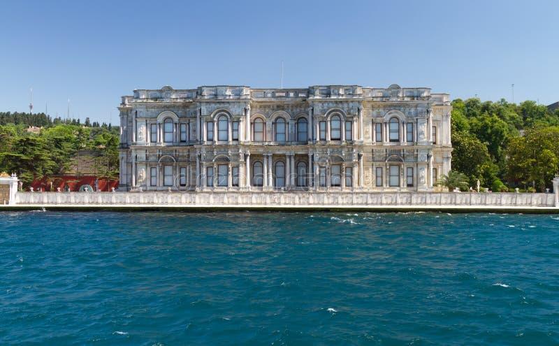 Palais de Beylerbeyi image libre de droits