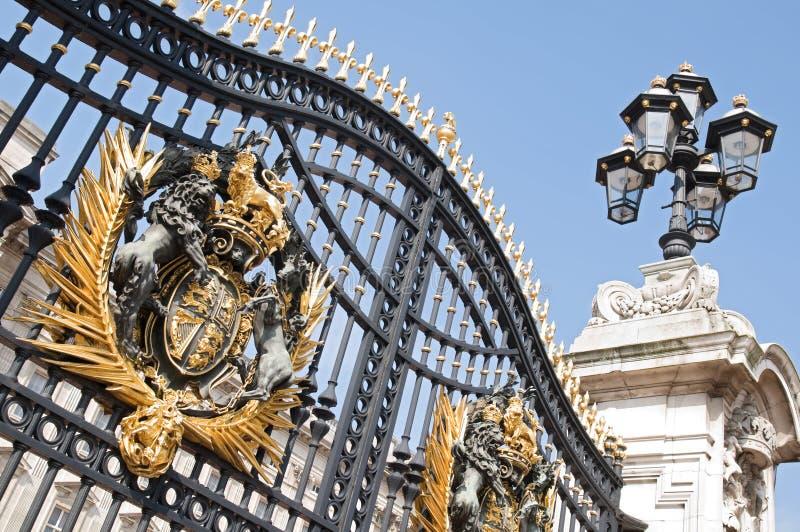 Palais de Buckingham image libre de droits